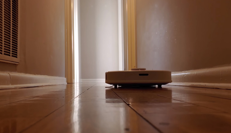 Robotický vysávač Xiaomi Roborock S6 má tichý chod