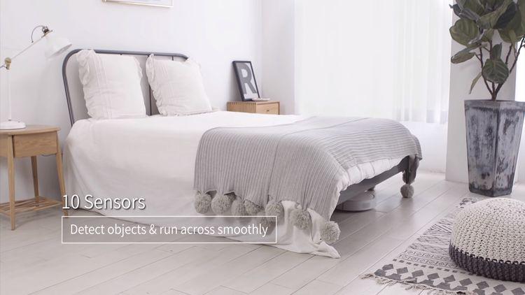 Xiaomi Roborock Xiaowa Lite sa dostane aj pod nábytok