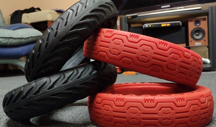 Bezdušové pneumatiky Xiaomi