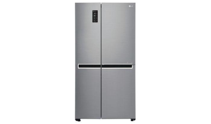 Americká chladnička LG GSB760PZXZ