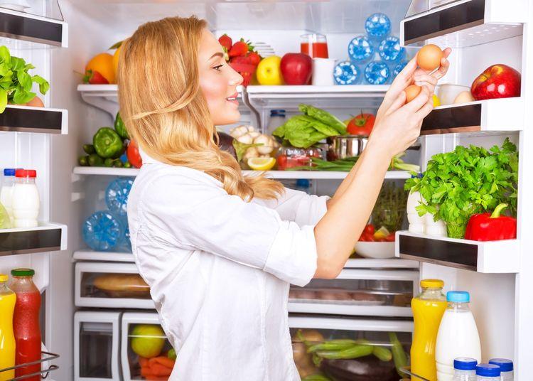 Americké chladničky disponujú veľkým chladiacim priestorom