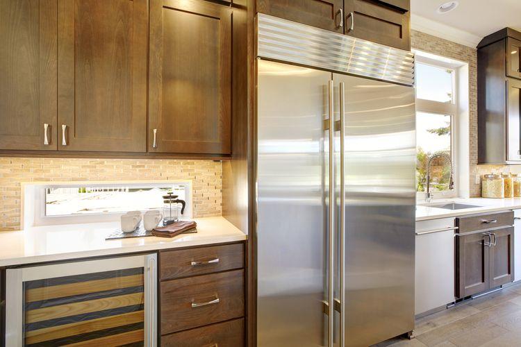 Vstavané chladničky sa vyznačujú nízkou hlučnosťou