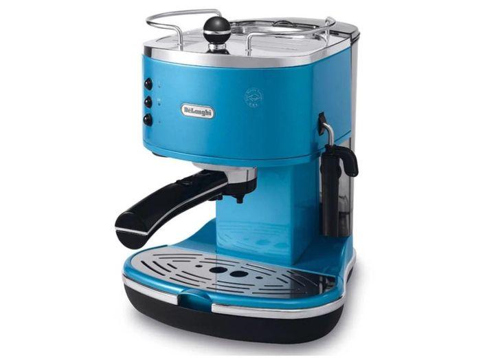 Pákový kávovar DeLonghi ECO 311 R je dostupný vo viacerých farebných variantoch
