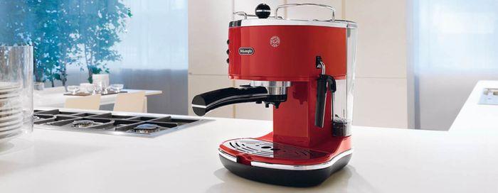 Pákový kávovar DeLonghi ECO 311 R