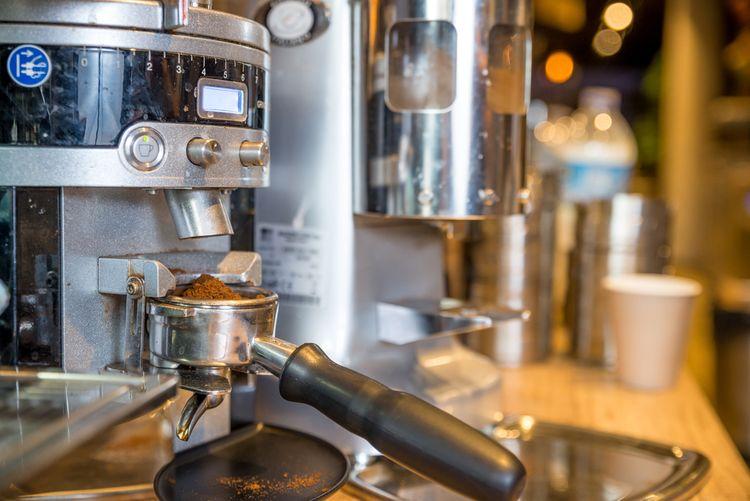 Parametre výberu pákového kávovaru