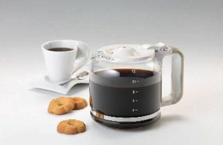 Káva z prekvapkávacieho kávovaru Ariete-Scarlett 1342/04