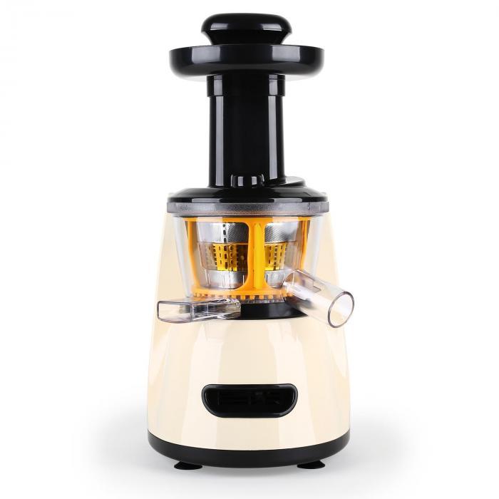 Klarstein Fruitpresso má kompaktné rozmery