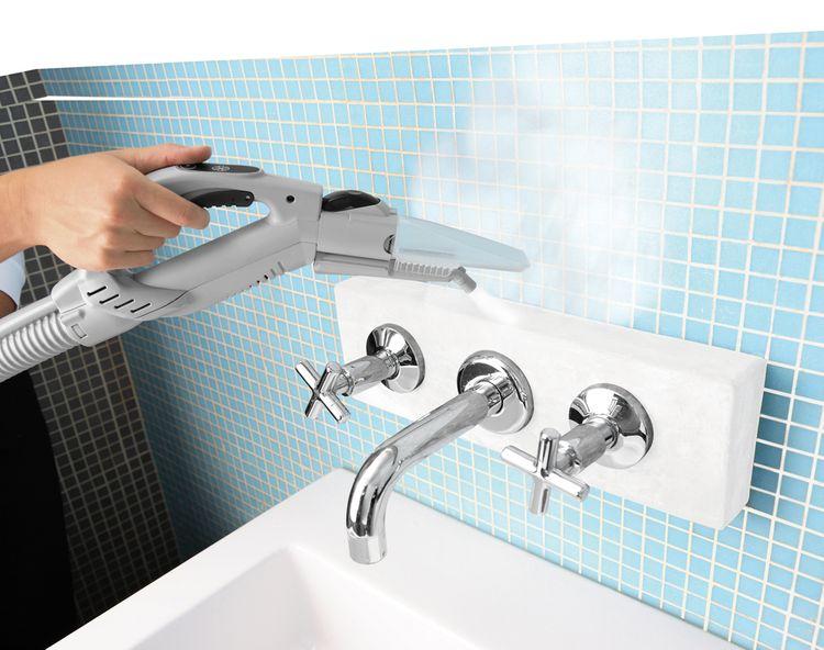 S parným čističom sa poľahky zbavíte usadenej mastnoty a iných nečistôt