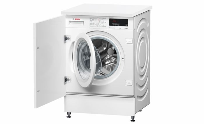 Značka Bosch sa radí k najkvalitnejším výrobcom práčok