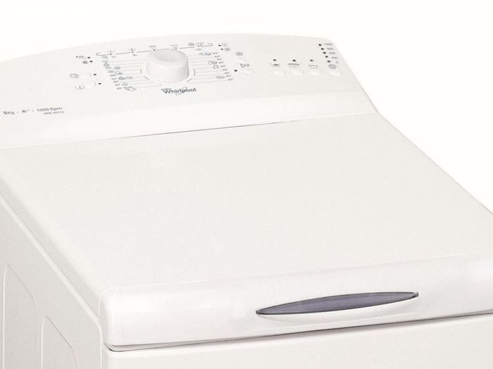Biela práčka Whirlpool AWE 50510