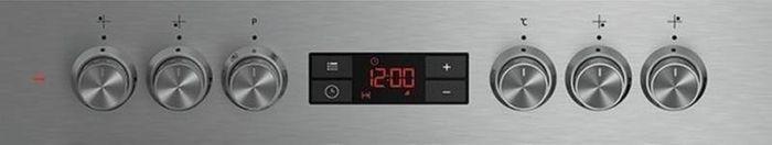 Beko FSM 62330 DXT ovládací panel