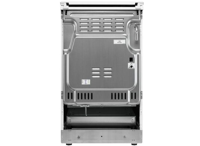 Electrolux EKK54950OX PlusSteam zadná strana sporáka