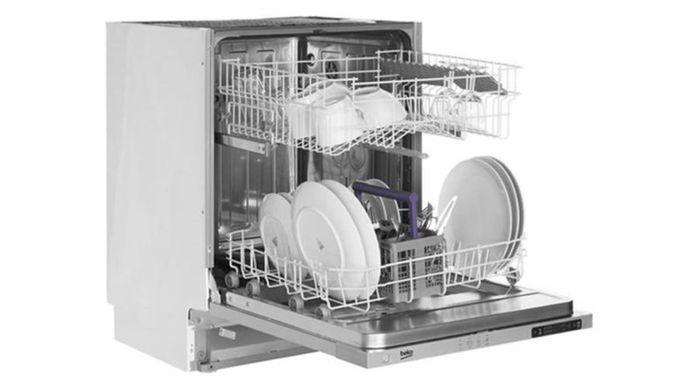 Otvorená umývačka riadu Beko DIN 28430