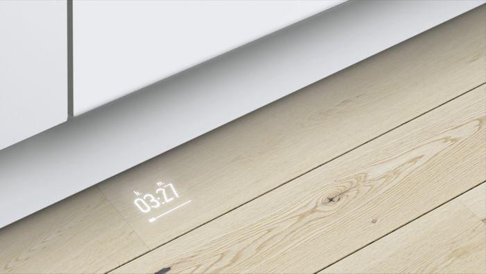 Bosch SMV 88TX46E funkcia TimeLight