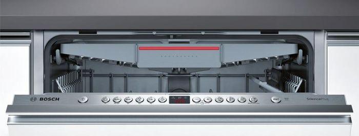 Bosch SMV46KX01E ovládanie