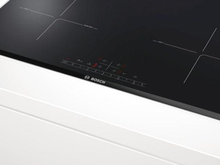 Bosch PIE 651FC1E dotykové ovládanie