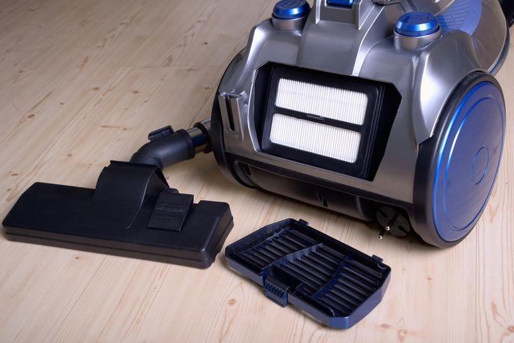 Bezvreckový vysávač s HEPA filtrom