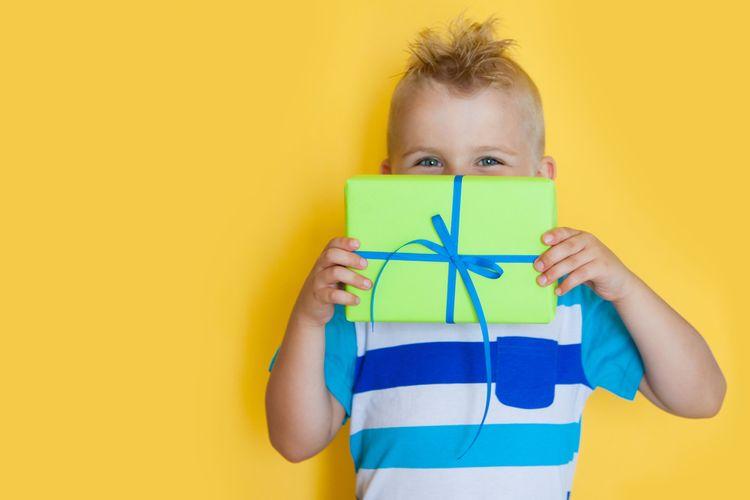 Ako vybrať darček pre chlapca