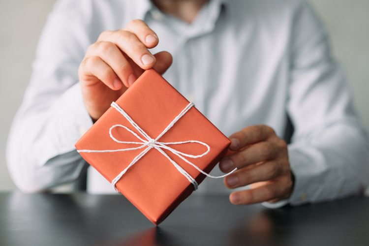 Ako vybrať darček pre muža