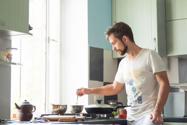 Darčeky pre muža milujúceho varenie