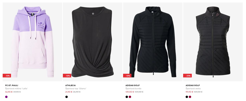 Black Friday AboutYou – zlacnené oblečenie
