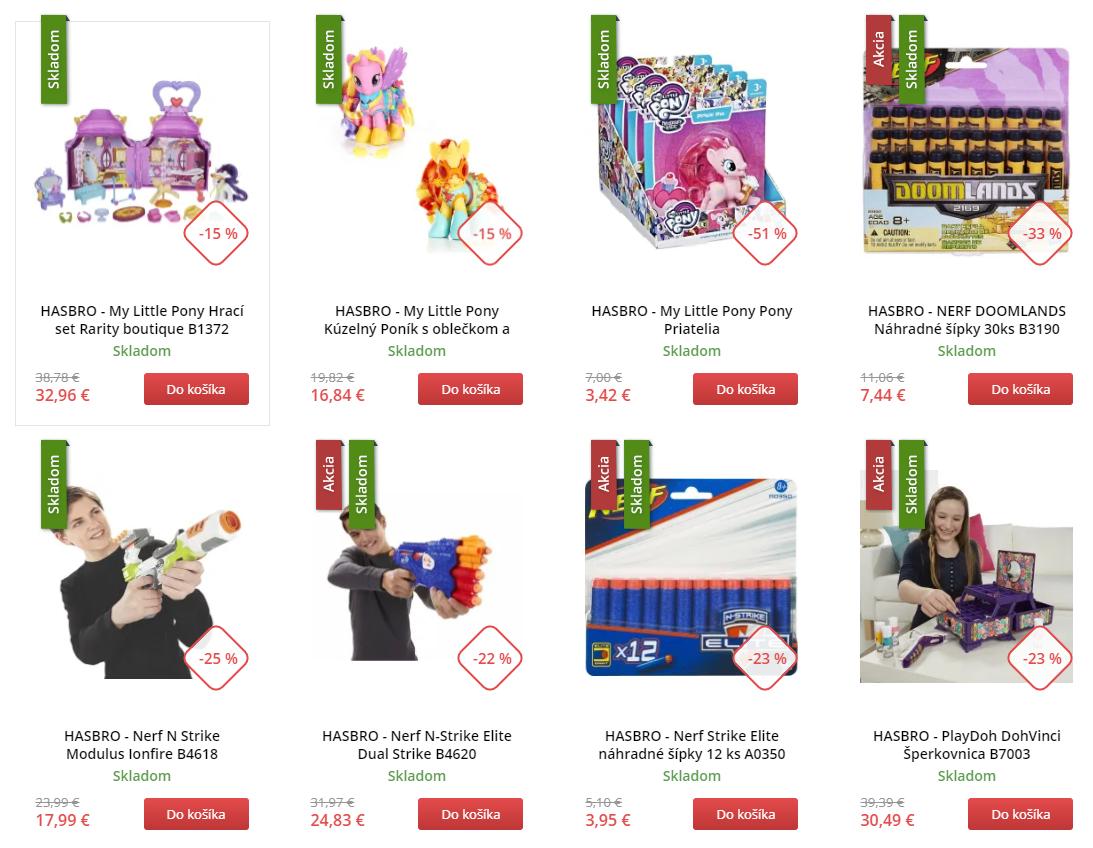 Black Friday Market24.sk – zlacnené veci pre deti