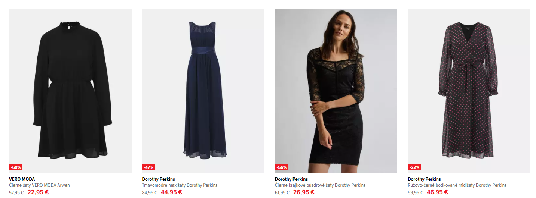 Black Friday Zoot – zľavy na dámske šaty