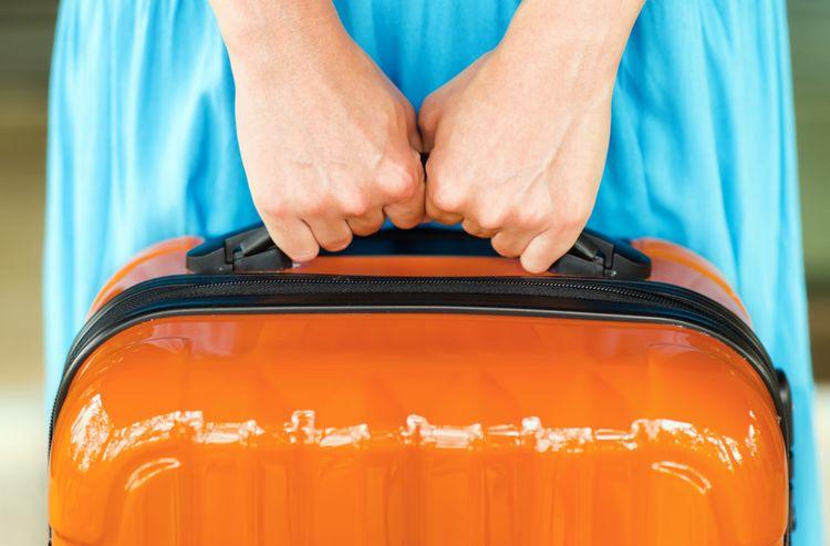 Rozmery cestovného kufra
