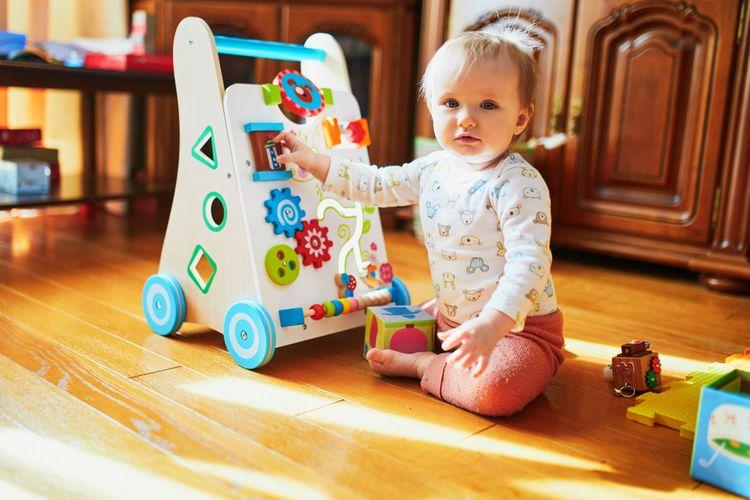 Aktívne choditko pre najmenšie deti