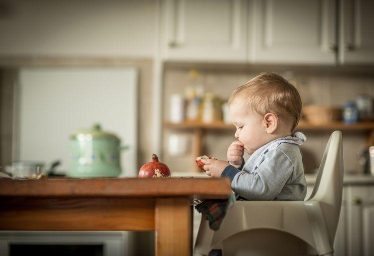 Údržba detskej jedálenskej stoličky