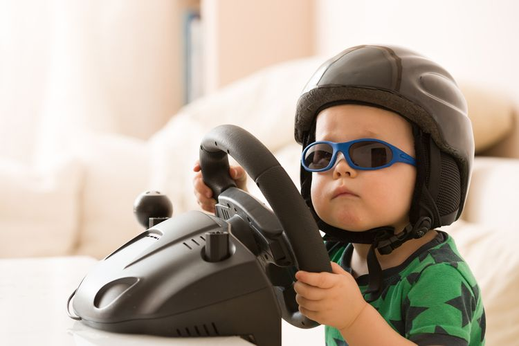 Detská elektronika na rozvoj motoriky