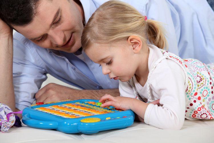 Interaktívna hračka pre najmenšie deti