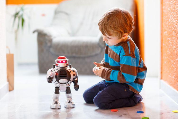 Ako vybrať interaktívnu/robotickú hračku?