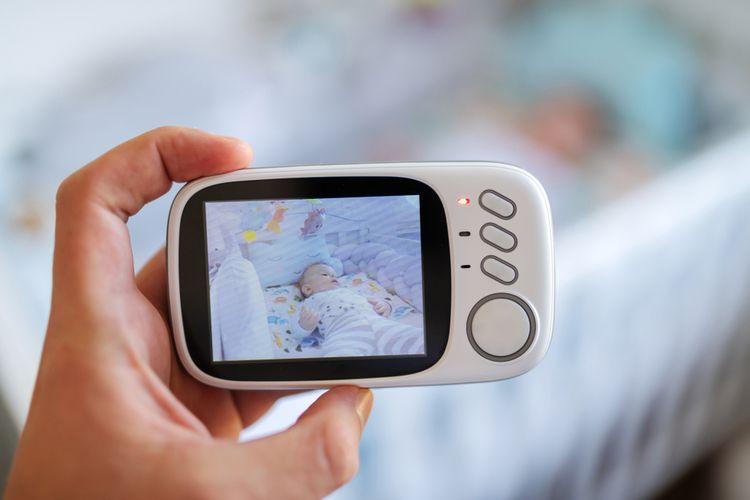 Monitor dychu a detská opatrovateľka v jednom