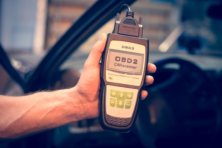 OBD II autodiagnostika - skenovanie auta