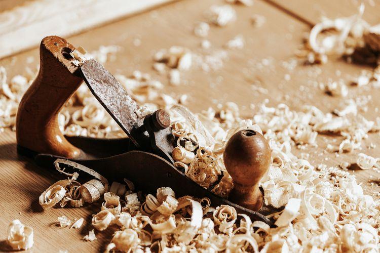 Ručný hoblík na drevo