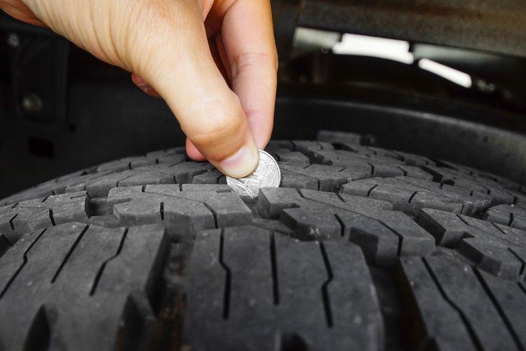 Hĺbka dezénu pneumatiky