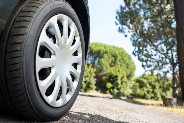 Letné pneumatiky na osobnom aute