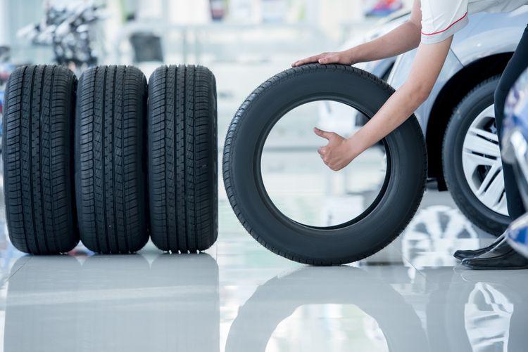 Ako vybrať pneumatiky?
