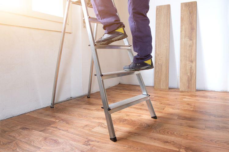 Ako vybrať rebrík?