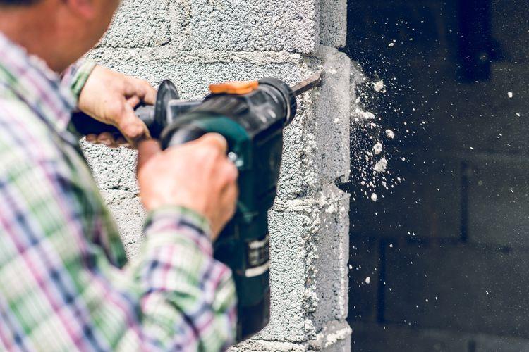 Ako vybrať vŕtacie kladivo?