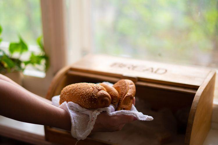 Ako vybrať chlebník