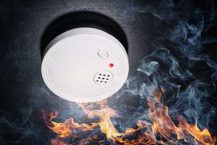 Ako vybrať detektor dymu