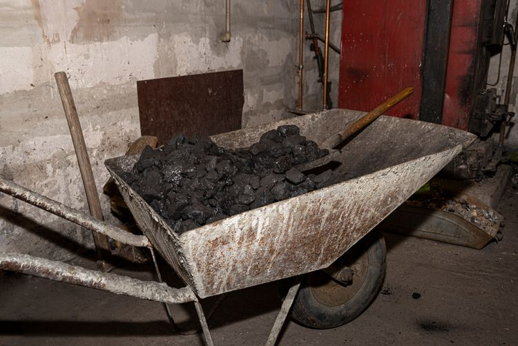 Kotol na uhlie