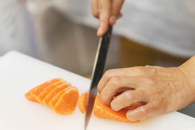 Čepeľ kuchynského noža