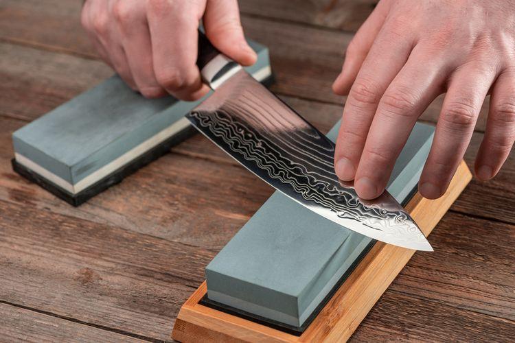 Japonský Gyuto nôž z ocele