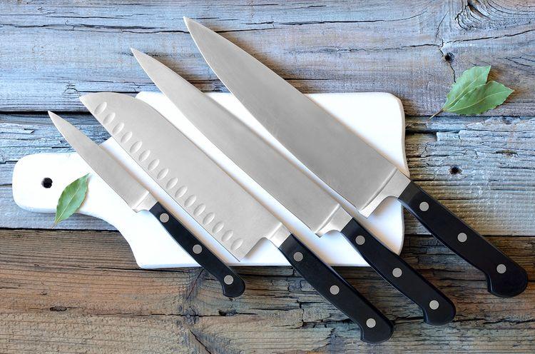 Ako vybrať kuchynské nože?