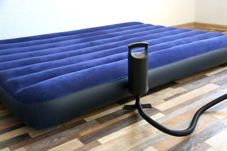 Ako vybrať nafukovaciu posteľ?