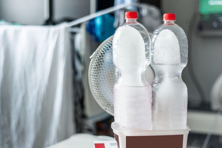 Princíp fungovania ochladzovača vzduchu