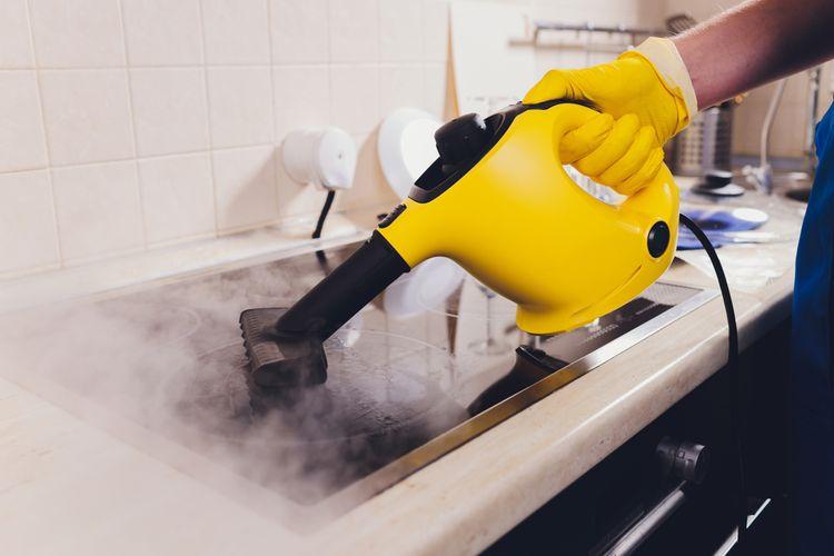 Ako správne používať parný čistič?
